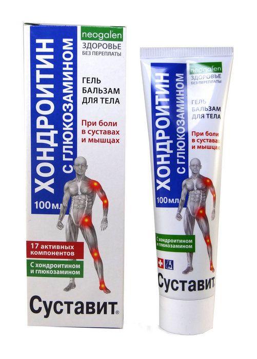Суставит хондроитин глюкозамином опухоли костей и суставов реферат