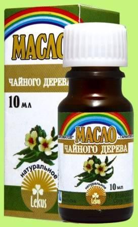 Купить Эфирное масло Чайного дерева, 10 мл (Лекус) в Москве: цена с доставкой в каталоге интернет аптеки АлтайМаг